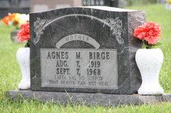 Agnes M. <i>Brooks</i> Birge