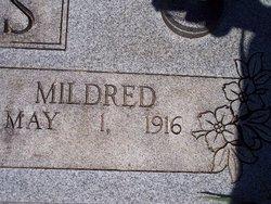 Mamie Mildred Mildred <i>Varnell</i> Butts