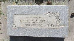 Cecil Clinton Curtis