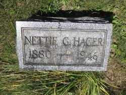 Nettie Gertrude <i>Warner</i> Hager