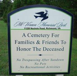 Mount Vernon Memorial Park