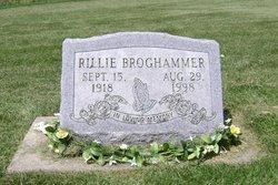 Rillie Broghammer