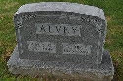 Mary K <i>Basham</i> Alvey