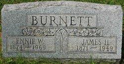 Jennie W Burnett