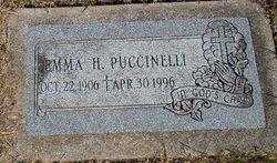 Emma Paulina Wilhelmina <i>Hischke</i> Puccinelli