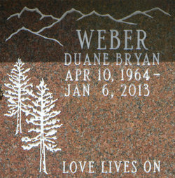 Duane Weber