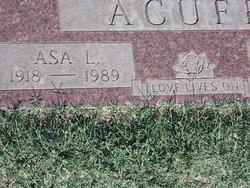 Asa Levenon Acuff
