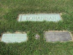 Maude Belle <i>Hayes</i> Bohannan