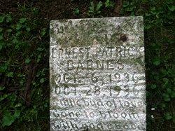 Ernest Patrick Barnes