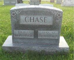 Elizabeth Miriam Bess <i>Jones</i> Chase