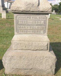Joseph Tolson
