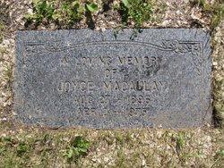 Joyce Isabel <i>Riddell</i> MacAulay