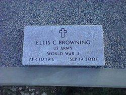 Ellis Christopher Browning