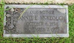 Annie Elizabeth <i>Rieman</i> McKeough