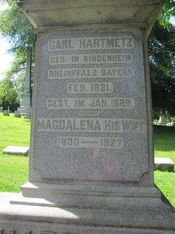 Magdalena <i>Simon</i> Hartmetz