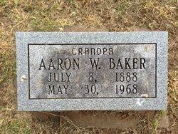 Aaron Wesley Baker