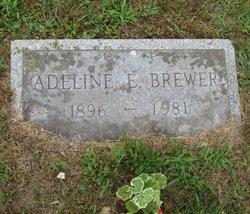 Adeline E Brewer