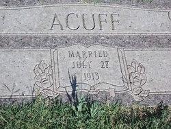 Asa Joel Acuff