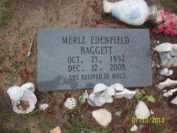 Merle <i>Edenfield</i> Baggett