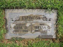 Genaro D Gene Espinosa