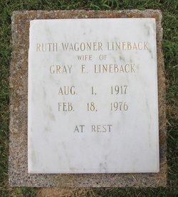 Ruth <i>Wagoner</i> Lineback