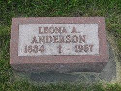 Leona A <i>Genereux</i> Anderson
