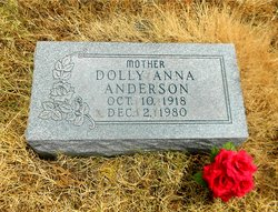 Dolly Anna Anderson