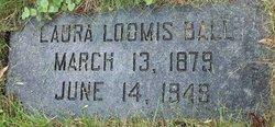 Laura <i>Loomis</i> Ball