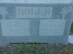 Mary Anna Bell <i>Haskett</i> Bolen