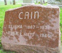 Rosa Lee <i>Lusk</i> Cain