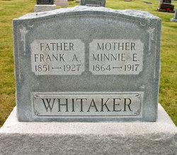 Frank A. Whitaker