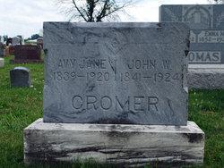 Ava Jane <i>Patty</i> Cromer
