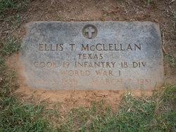 Ellis Thurman McClellan
