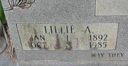 Lillie E <i>Almond</i> Quiett