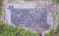 Loretta May Bisson