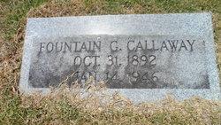 Fountain Gallatin Callaway