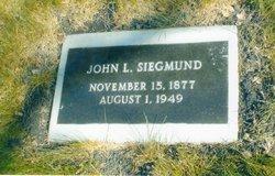 John Louis Siegmund