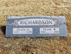 Frank William Richardson