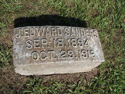 J. Edward Sanders