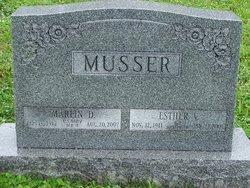 Dean M. Musser