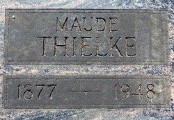Jessie Maude <i>Graham</i> Thielke
