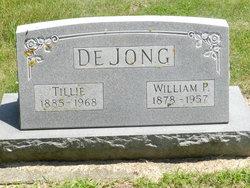Mrs Tillie <i>Menning</i> De Jong
