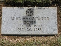 Alma Mae Atwood