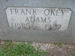 Frank Okey Adams