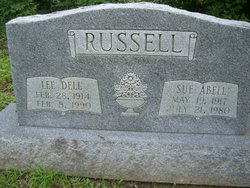 Lena Sue <i>Abell</i> Russell