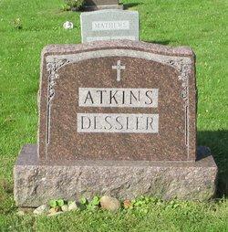 Gertrude M <i>Tufts</i> Atkins
