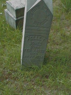 Mary Polley <i>Woods</i> Jones