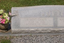 Robert Grady Loftin