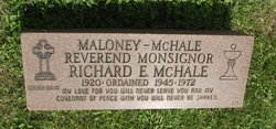Rev Richard E McHale