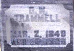 Gatsey Winfield Winfred <i>Currey</i> Trammell